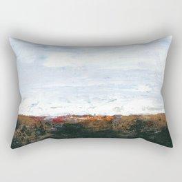 Rangipo Desert Road, New Zealand Rectangular Pillow