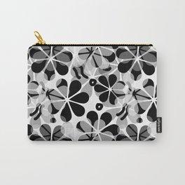 Flora Grey #society6 #buyart #decor Carry-All Pouch