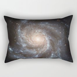 Pinwheel Galaxy Rectangular Pillow