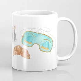 Breakfast with Audrey Coffee Mug