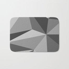 Different shades of Grey Bath Mat
