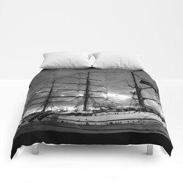 Portuguese tall ship Comforters