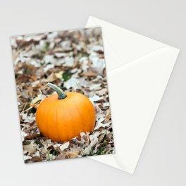 Little Pumpkin 1 Stationery Cards