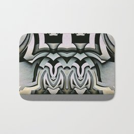 King And Queen Of The Insect World Bath Mat