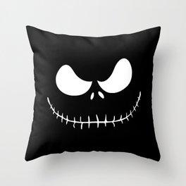 The Nightmare Before Christmas - Jack Skellington Throw Pillow