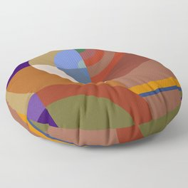 Colour Revolution TEN Floor Pillow