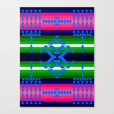 Jade Idol Canvas Print