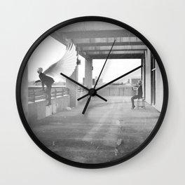 Icarus Complex Wall Clock