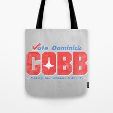 Vote Cobb Tote Bag