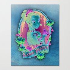 Bayou Beauty Canvas Print
