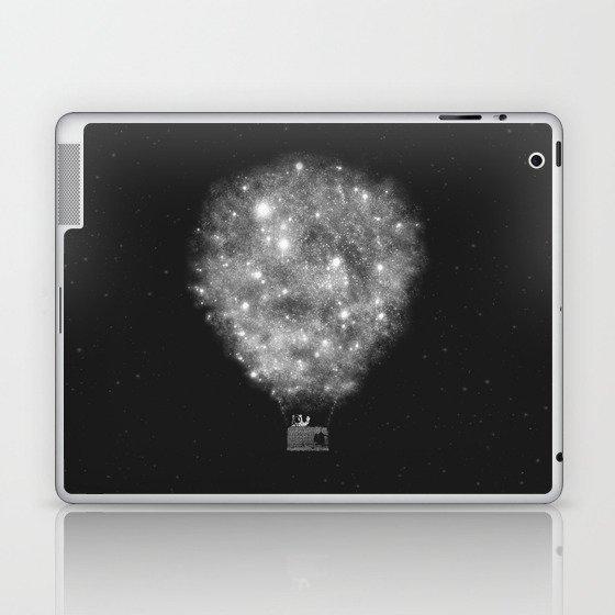 Supernova Sky Ride Laptop & iPad Skin