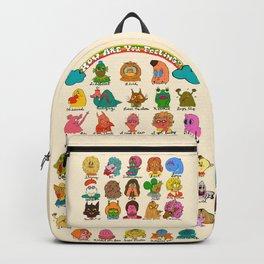 Feelings Revisited Backpack