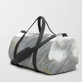 window scratch abstract Duffle Bag