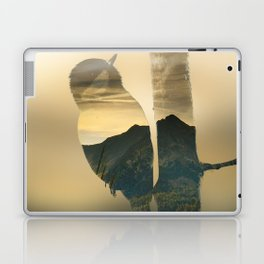 great mountain Laptop & iPad Skin