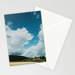 Norwegian Farmhouse Stationery Cards