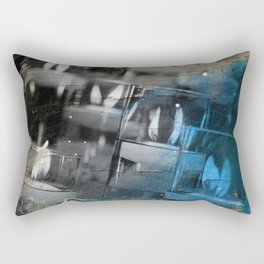 Flickering Lights Rectangular Pillow