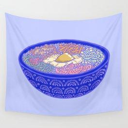 Bibimbap Bowl Wall Tapestry
