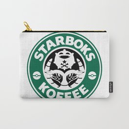 Starboks Koffee Carry-All Pouch