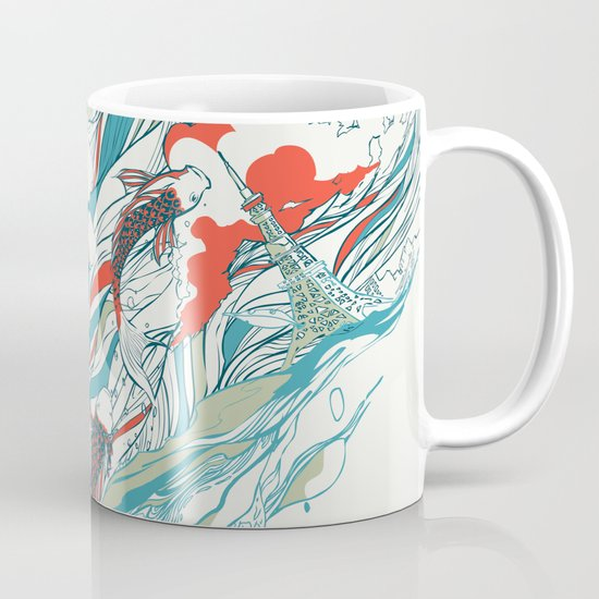 Colours In The Sky Mug