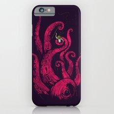 undersea attack (col. ver) iPhone 6 Slim Case