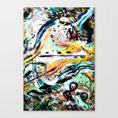 ---- You All The Time // Jeremih (Shlohmo remix) Canvas Print
