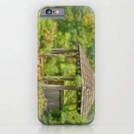 Resting Place iPhone Case
