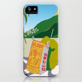 GLOBO COOKIES IN RIO iPhone Case