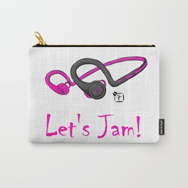 Let's Jam!! Carry-All Pouch