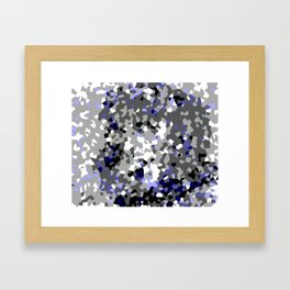 Crystallize 2 Framed Art Print
