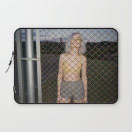 Echoes of the Ongoing Riot Laptop Sleeve
