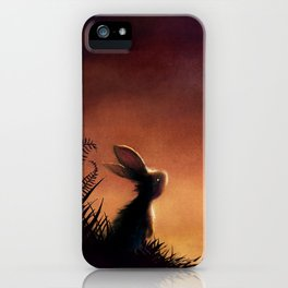 Watership Down iPhone Case