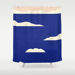 Arctic Ocean Shower Curtain