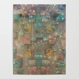 Dreamy Ceramic Tiles Poster