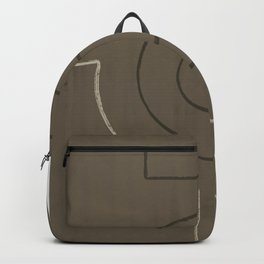 Branded Abstract 11 Backpack