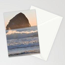 CAPE KIWANDA SUNSET - OREGON Stationery Cards