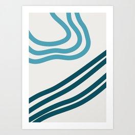Linea 04 Art Print