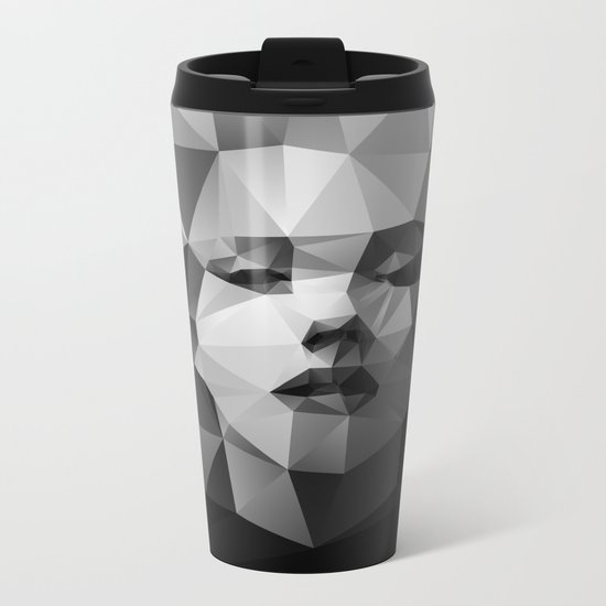 Monroe Metal Travel Mug