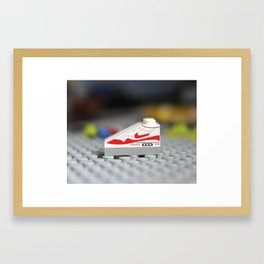 MAX100 / 024: Basic Framed Art Print