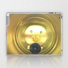 Tea jar smile. Laptop & iPad Skin