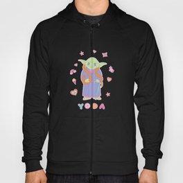 Yoda Sticker Magic Hoody