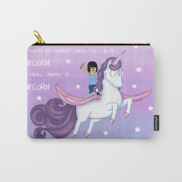 Tina's Unicorn Carry-All Pouch
