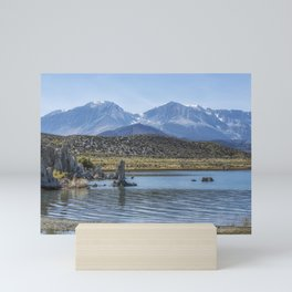 Mono Lake Tufa, No. 6 Mini Art Print