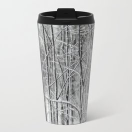 Winter gris Travel Mug