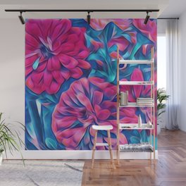 Color Shock Wall Mural