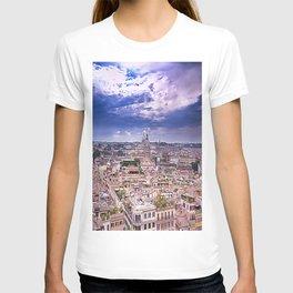 View Of Eternal City Rome T-shirt
