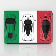 Tricolore iPad Case