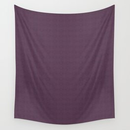 Organic Purple Wall Tapestry