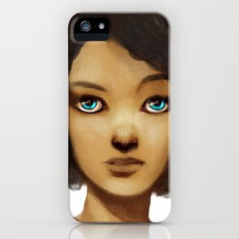 Salis iPhone Case