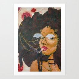 CurlFest '16 Art Print