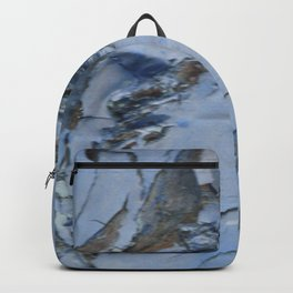 painted knot Backpack